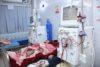 Grâce à votre soutien, la vie de ce patient qui souffrait d'une maladie des reins a pu être sauvée dans une clinique du Moyen-Orient soutenue par CSI. (csi)