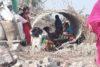 Plusieurs milliers de personnes ont perdu leur maison lors de la tempête et sont sans abri. (mad)